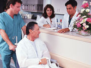 Discharge before noon is associated with longer length of stay among adult medical and surgical patients