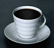High versus low intake of coffee is associated with a reduced risk for endometrial cancer