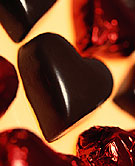 Middle-aged or older individuals who eat as much as 3.5 ounces of chocolate a day may receive cardiovascular benefits