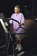 Regular exercise may be the best medicine for seniors facing the onset of dementia