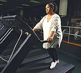 For people who are obese and sedentary