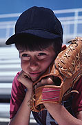 Young baseball players often feel pressure from parents or coaches to continue playing despite arm pain