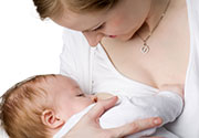 The more infants breastfeed
