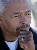 Men with borderline testosterone levels frequently have depression and depressive symptoms