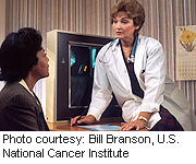 Many American women with locally-advanced breast cancer do not receive recommended radiation therapy after mastectomy