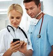 Smartphone electrocardiogram accurately detects baseline intervals