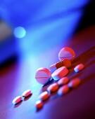 Taking spironolactone alongside the antibiotic trimethoprim-sulfamethoxazole can cause blood potassium to rise to potentially life-threatening levels