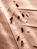 Patients with atrial fibrillation who take digoxin may face a nearly 30 percent greater risk of death than patients not taking the drug