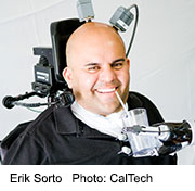 Researchers have steadily been making progress in developing mind-controlled robotic limbs. One patient's case is reported in the May 22 issue of <i>Science</i>.