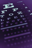 A computerized visual acuity-based screening program that employs a rapid