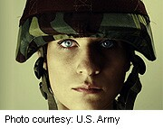 Among U.S. Army personnel