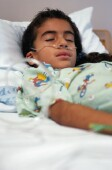 For children in pediatric intensive care units mechanically ventilated for acute respiratory failure
