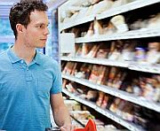 More than half of packaged grocery store foods included in a new study contained too much added salt