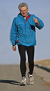 Engaging in a regular walking regimen can improve well-being for men with prostate cancer