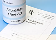 The greater number of Americans with health insurance under the Affordable Care Act will lead to only a slight increase in the use of medical services