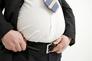 Abdominal obesity is associated with increased risk of hip fracture