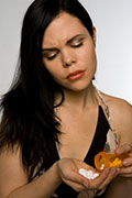 Some patients experience difficulties swallowing and modify medication dosage forms