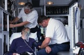 It's possible for paramedics to deliver immediate drug treatment to stroke patients