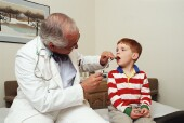 The behavior of health care providers is likely a very important factor in delayed autism identification