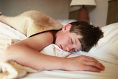 Children over 2 years old who nap during the day tend to go to bed later and get less sleep than those who give up napping