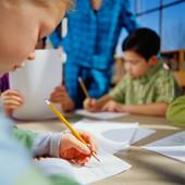 Children with attention-deficit/hyperactivity disorder often fidget
