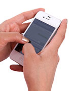 Smartphone data may be useful in identification of symptoms of depression