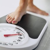 Weight loss of 5 percent or more