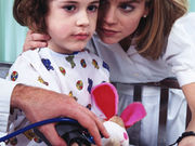 Three different distraction methods are not significantly different in terms of pain and anxiety reduction in children having their blood drawn