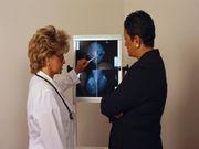More than one in three women with metastatic breast cancer are extreme users of disease-monitoring tests