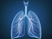 Children with persistent asthma and reduced growth of lung function may be at increased risk for chronic obstructive pulmonary disease in early adulthood