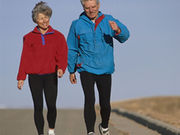 Just 15 minutes of exercise a day may lower older adults' risk of early death by one-fifth