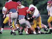 As officials at all levels of American football continue to debate how to prevent concussions