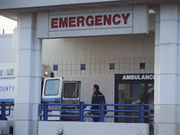 From 1997 to 2011 there was a 48 percent reduction in emergency department mortality rates