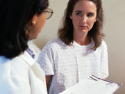 Women with a history of cervical intraepithelial neoplasia 2 or 3 have increased risks of subsequent development of anal