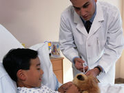For children diagnosed with appendicitis undergoing appendectomy