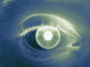 Electrical pulses to the brain may help restore vision in some partially blind patients