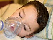 Pediatric patients undergoing general anesthesia have reductions in intraocular pressure