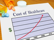Growth in U.S. health spending is expected to average 5.8 percent for 2015 to 2025
