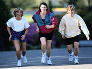 Just one hour of physical activity a day -- something as simple as a brisk walk or a bicycle ride -- may undo the increased mortality risk that comes with sitting eight hours or more on a daily basis