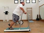 Supervised treadmill exercise