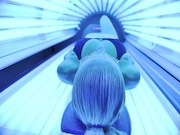 About 30 percent of indoor tanners have been screened for skin cancer