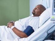Among heart failure patients admitted to the intensive care unit