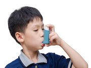 For children and younger adults with asthma