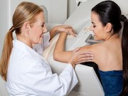 Breast cancer screening is associated with less aggressive treatment