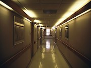 At hospitals with the lowest volume of immunosuppressed patients with sepsis