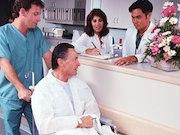 At non-Veterans Affairs (VA) hospitals