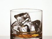 In older adults there is a J-shaped association between alcohol and mortality