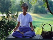 A meditation and stress reduction program may be as effective as structured exercise programs for increasing physical activity