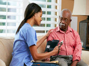 Black and Hispanic patients are at higher risk for stroke recurrence than white patients