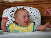 Early introduction of solids is associated with significantly longer sleep and less-frequent waking for infants